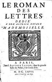 Le Roman Des Lettres