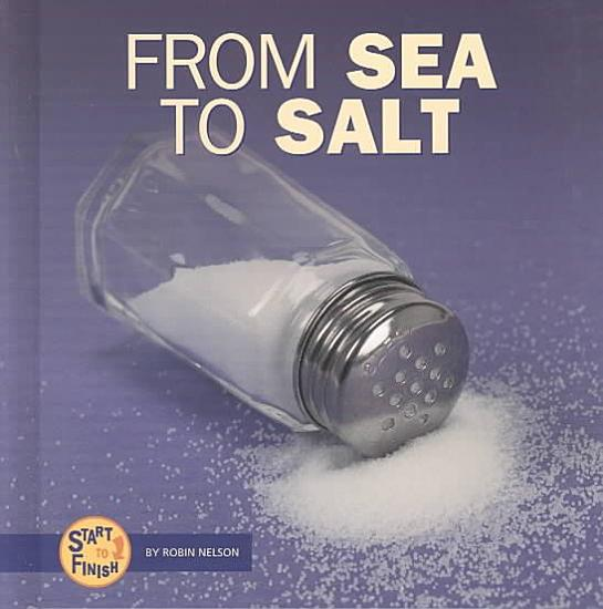 From Sea to Salt PDF