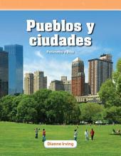 Pueblos y ciudades (Towns and Cities): Perímetro y área (Perimeter and Area)