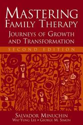 Mastering Family Therapy Book PDF