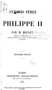 Antonio Perez et Philppe 2