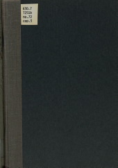 Bulletin of the Agricultural Experiment Station of the University of Tennessee, State Agricultural and Mechanical College: Volume 72
