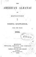The American Almanac and Repository of Useful Knowledge PDF