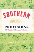 Southern Provisions PDF