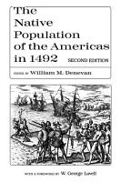 The Native Population of the Americas in 1492 PDF