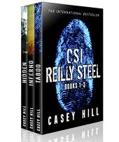 CSI Reilly Steel Box set: Books 1 - 3