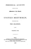 Periodical Accounts Relating to the Missions of the Church of the United Brethren Established Among the Heathen PDF