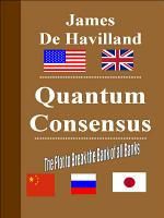 Quantum Consensus   The Plot to Break the Bank of all Banks PDF