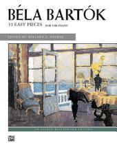 10 Easy Pieces: For Intermediate Piano