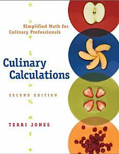 Culinary Calculations Book