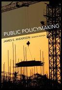 Public Policymaking PDF