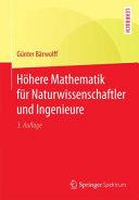 H  here Mathematik f  r Naturwissenschaftler und Ingenieure PDF