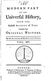 An Universal History, from the Earliest Account of Time: Volume 35
