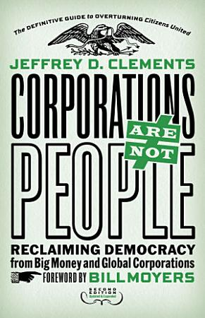 Corporations Are Not People PDF