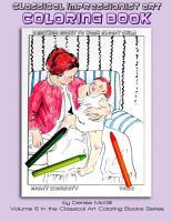 Classical Impressionist Era Art Coloring Book PDF