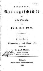 Allgemeine Naturgeschichte Für Alle Stände: Band 5