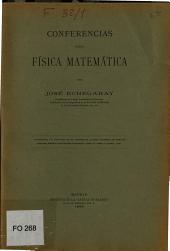 Conferencias sobre física matemática: Parte 12