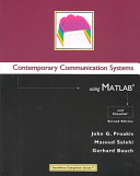 Contemporary Communication Systems Using MATLAB and Simulink PDF