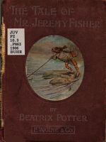 The Tale of Mr  Jeremy Fisher PDF