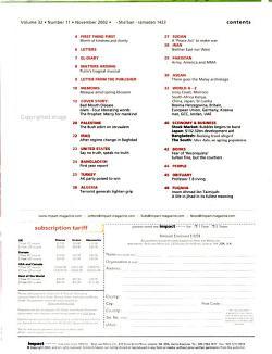 Impact International PDF