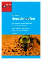 Heuschnupfen: Allergie