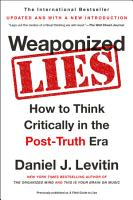 Weaponized Lies PDF