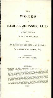 The works of Samuel Johnson: Volume 10
