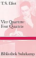 Vier Quartette PDF