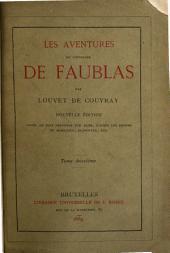 Les aventures du chevalier de Faublas: Volume2