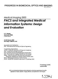 Medical Imaging PDF