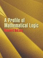 A Profile of Mathematical Logic PDF