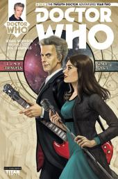 Doctor Who: The Twelfth Doctor #2.15: Invasion of the Mindmorphs Part 2