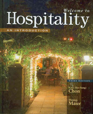 Welcome to Hospitality  An Introduction PDF