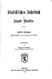 Statistisches Jahrbuch der Stadt Berlin: Band 12