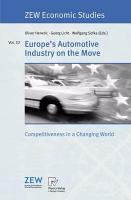 Europe s Automotive Industry on the Move PDF
