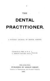 Dental Practitioner: Volume 3