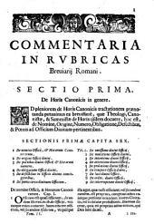Thesaurus sacrorum rituum, seu Commentaria in rubricas missalis, et breuiarii, auctore admod. R.P.D. Bartholomæo Gauanto Mediolanensi ... in quibus origo cuiusque ritus, causæ historicæ, vel mysticæ, ex maiorum ingenio, theoria, praxis, obligatio ... breuissimè explicantur. Et in hac vltima impressione plura fuerunt addita, præsertim concessiones, ac Decreta summorum Pontificum ... quæ collecta ... sunt à Paulo De Venetiis ..: Volume 2