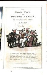 The Third Tour Of Doctor Syntax In Search Of A Wife Book PDF