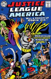 Justice League of America (1960-) #55