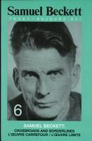 Samuel Beckett l   vre carrefour l   uvre limite PDF