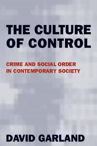 The Culture of Control Book