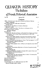 Quaker History PDF