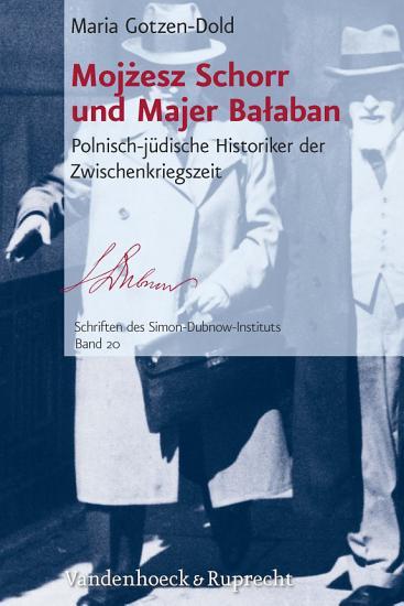 Moj esz Schorr und Majer Ba aban PDF