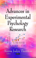 Advances in Experimental Psychology Research PDF