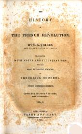 The History of the French Revolution: Volume 1