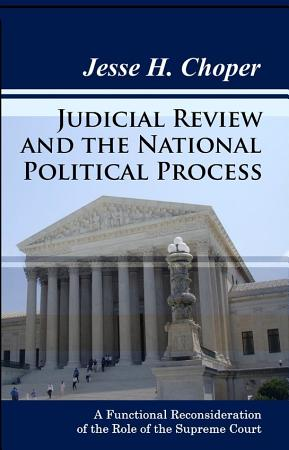 Judicial Review and the National Political Process PDF