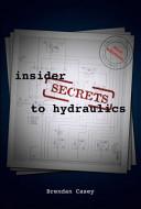 Insider Secrets To Hydraulics Book PDF