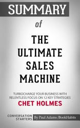 Summary Of The Ultimate Sales Machine Turbocharge Your  Book PDF