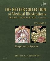 Netter Collection of Medical Illustrations  Respiratory System E Book PDF