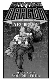 Savage Dragon Archives Vol. 4